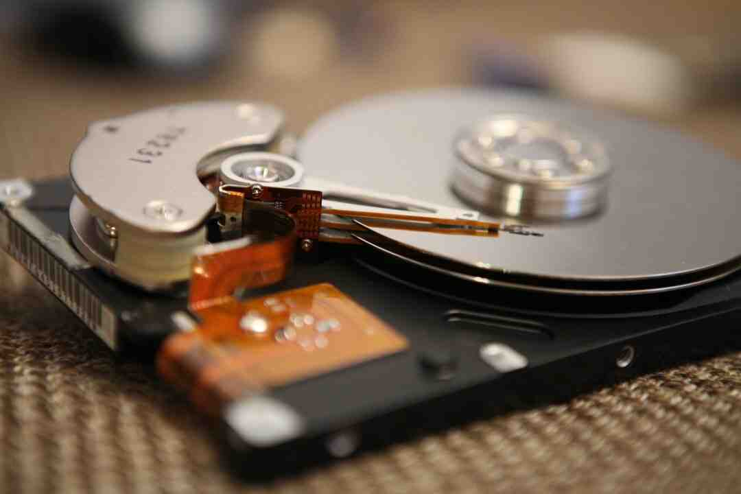 How to data recovery in hard disk